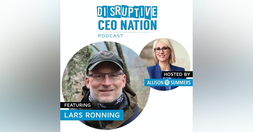 EP 85 Lars Ronning, Co-founder - Ailuna