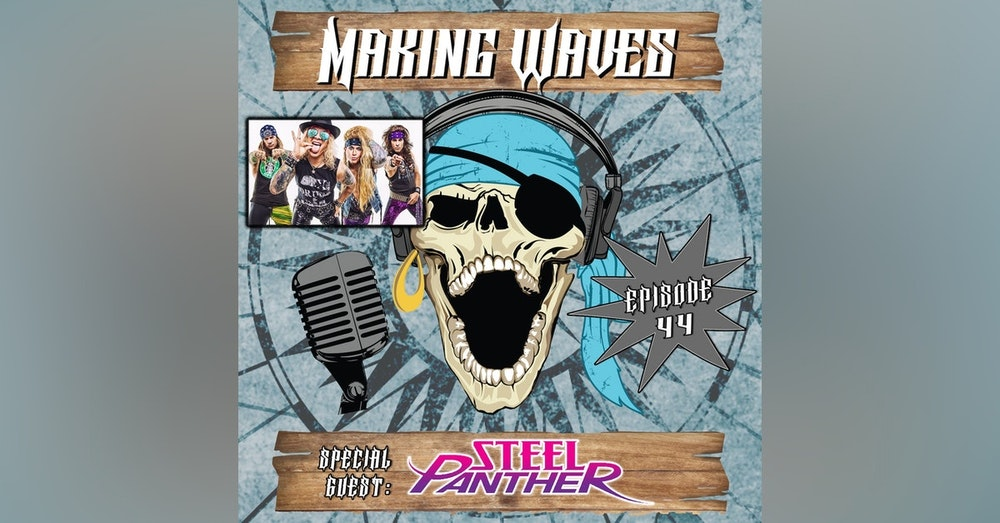 Making Waves and Babies with Michael and Lexxi of Steel Panther