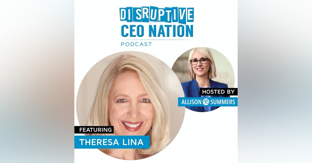 Theresa M. Līna – CEO, Loina Group Inc and Author of Be the Go-To