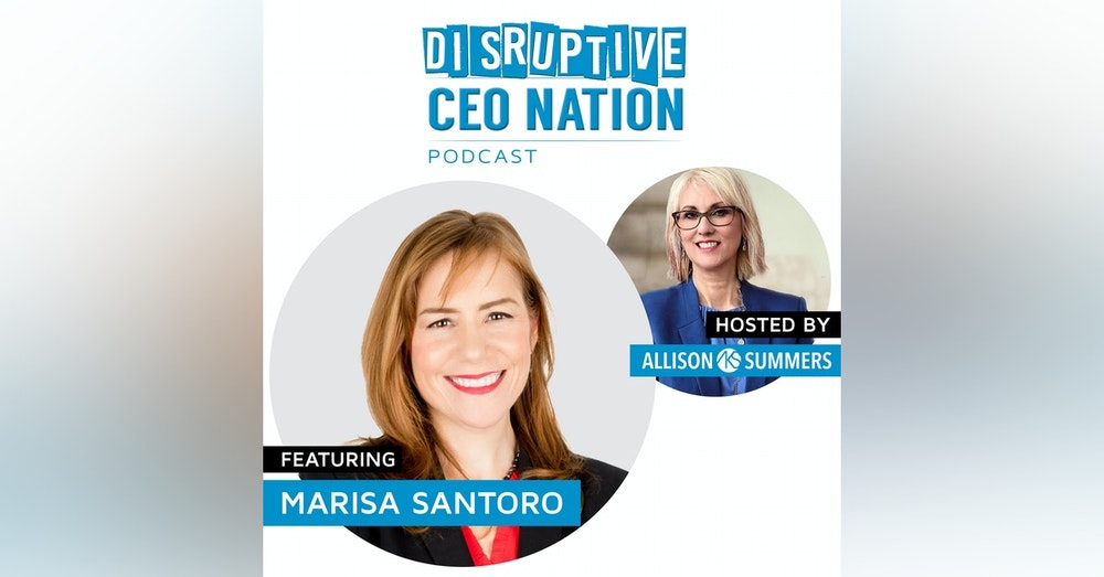 EP 86 Marisa Santoro, CEO & Founder- In Our Shoes and Gutsy Leadership Academy