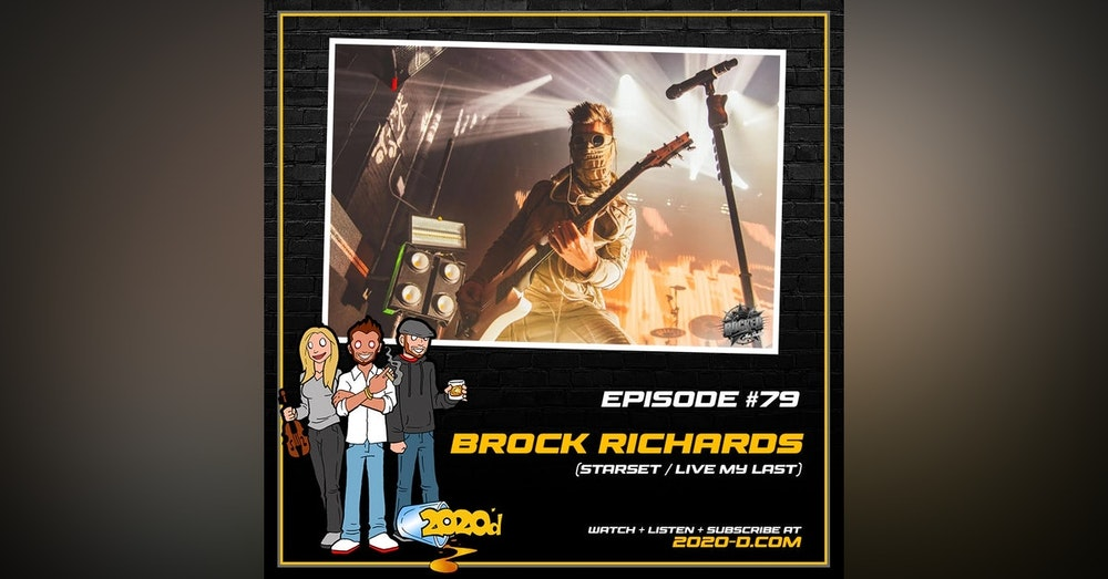 """Brock Richards: I Said """"F*ck This"""" and I Wrote What I Wanted to Write"""