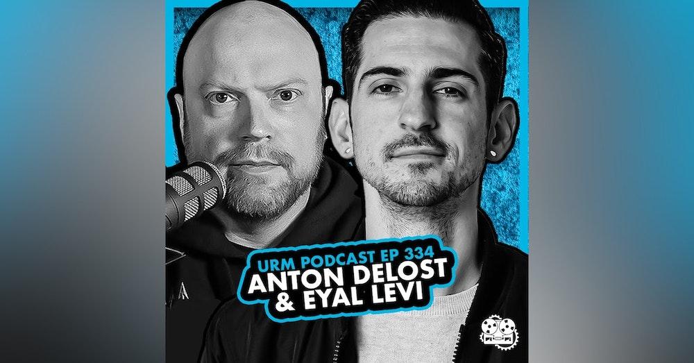 EP 334   Anton Delost