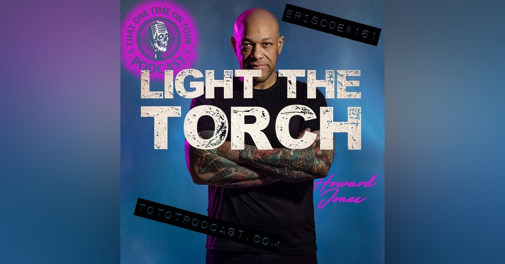 Howard Jones (Light The Torch)