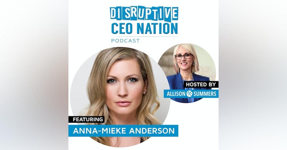 Anna-Mieke Anderson - Founder, CEO of MiaDonna