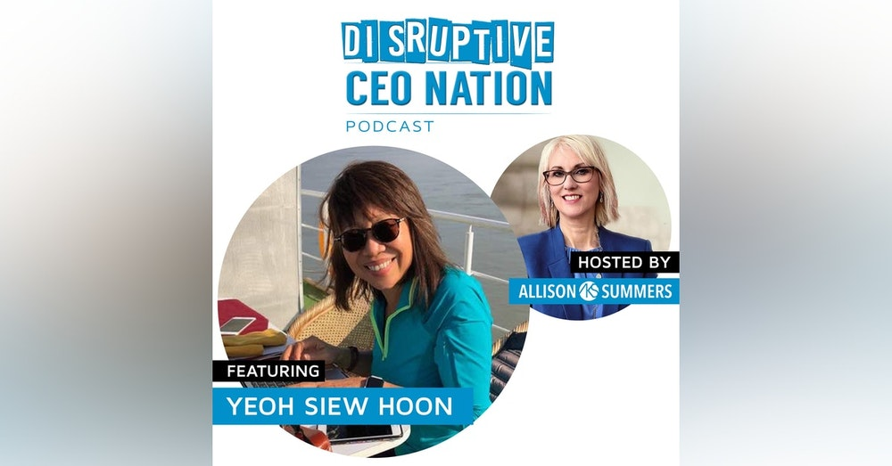EP 082 Yeoh Siew Hoon, Founder Web in Travel, WiT