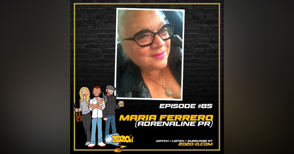 Maria Ferrero: You Want to Change What People Think of You? Change What You're Doing