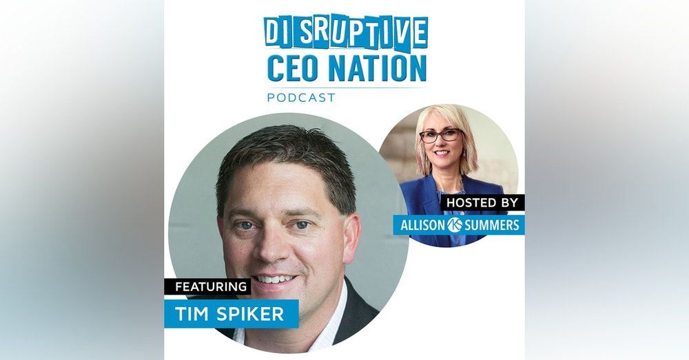 EP 71 Tim Spiker: Founder of The Aperio