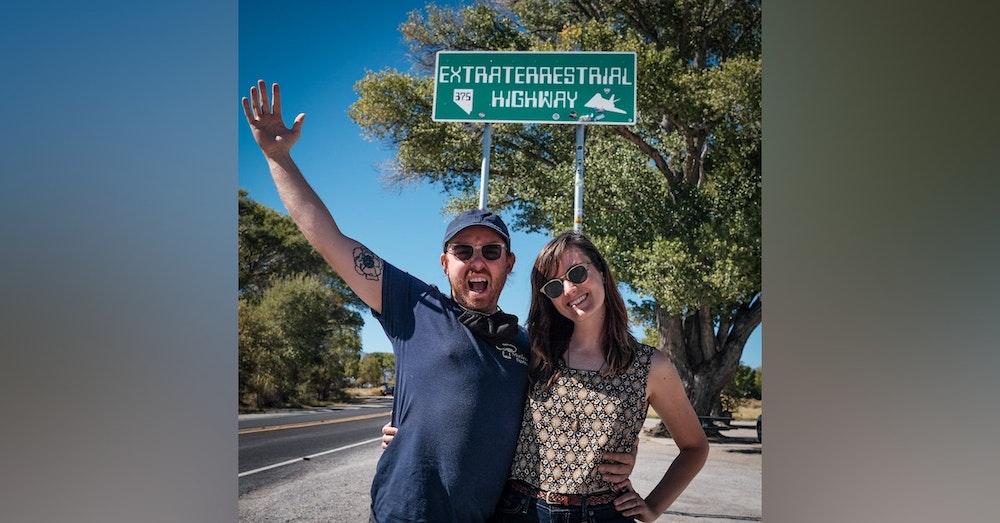 Episode 32 - Tom & Beth Ann Go to Area 51