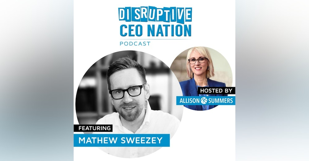 EP 079 Mathew Sweezey: Director of Market Strategy, Salesforce & Author of The Context Marketing Revolution
