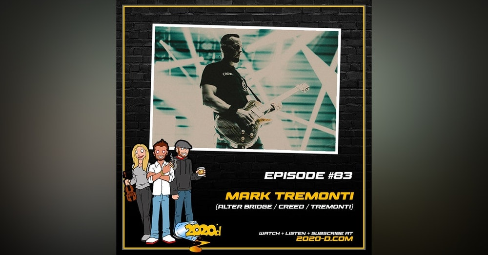 Mark Tremonti: It Pissed Me Off When They Said 'You're a Guitar Player'... I'm a Songwriter