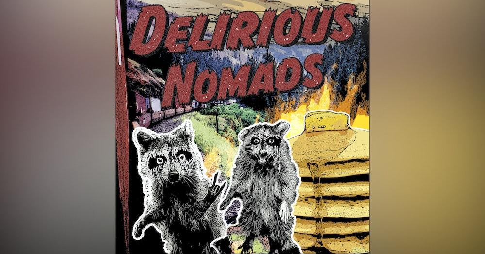 Delirious Nomads: Anthrax Drummer Charlie Benante & Butcher Babies Vocalist Carla Harvey!