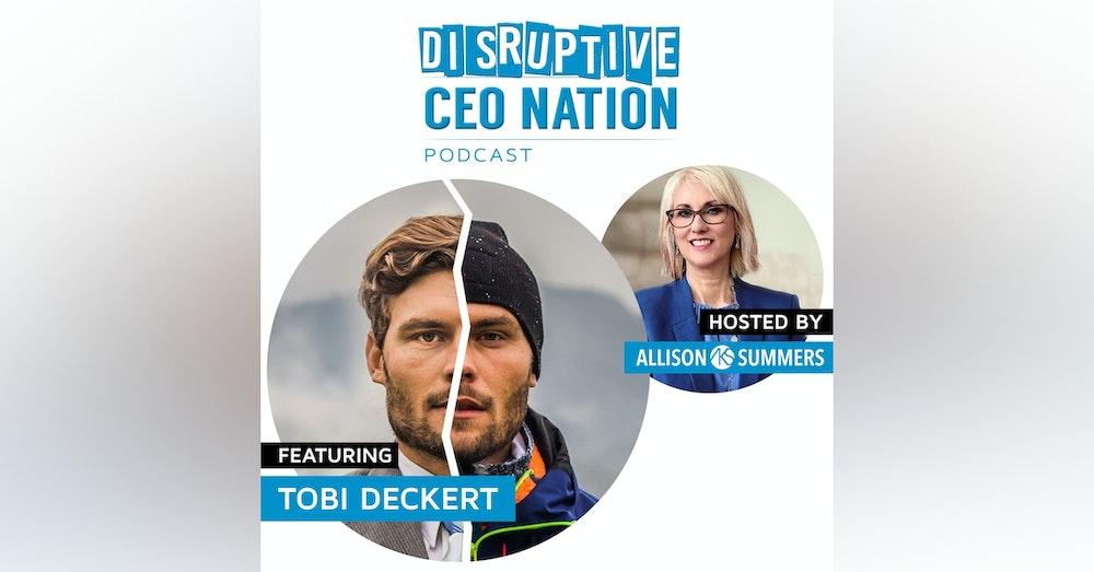 Tobi Deckert - Shredrack, Environmentalist & Extreme Sports Enthusiast