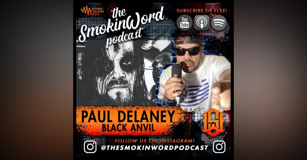 Paul Delaney - Black Anvil