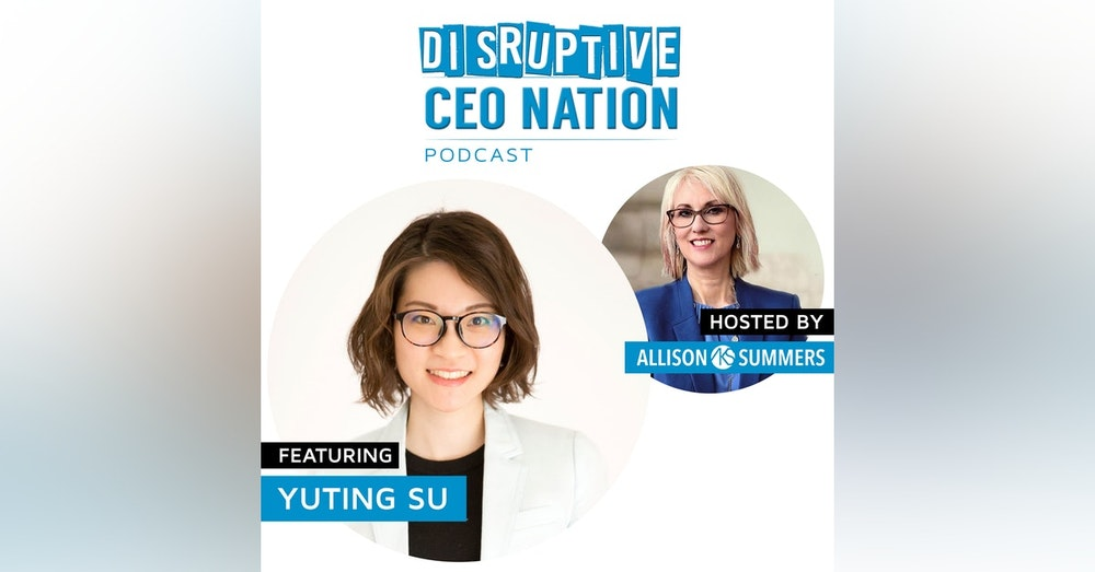 EP 078 Yuting Su, Founder and CEO, Thinker-Tinker