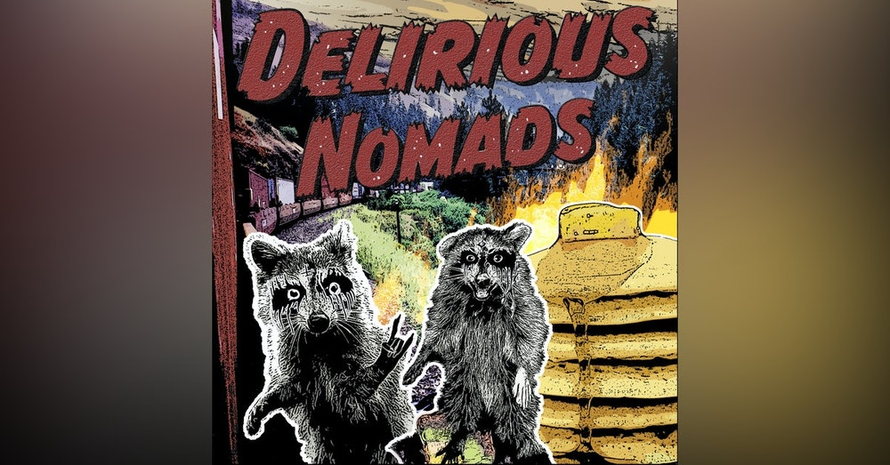Delirious Nomads: Comedian Brad Williams