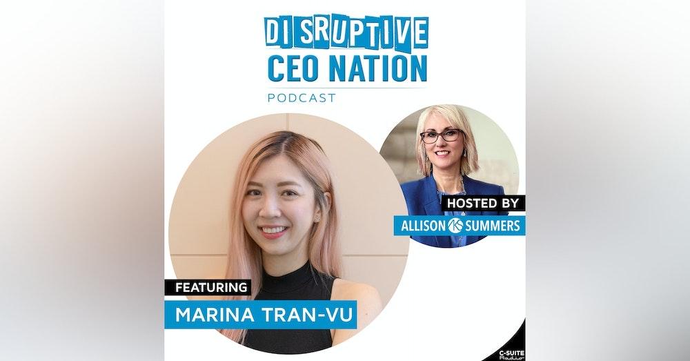 EP 107 Marina Tran-Vu, Founder &  CEO EQUO, Ho Chi Minh City