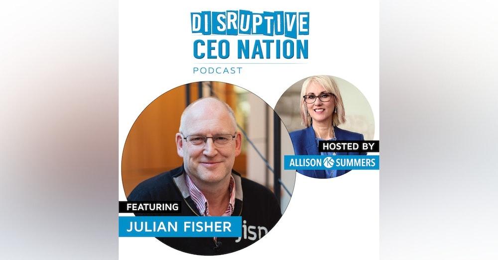 Julian Fisher - Founder & CEO of jisp