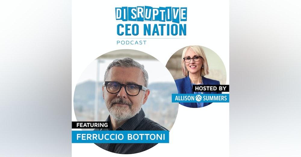 Ep 88 Ferruccio Bottoni, Co-Founder and CEO of USound GmbH and Fauna Audio GmbH