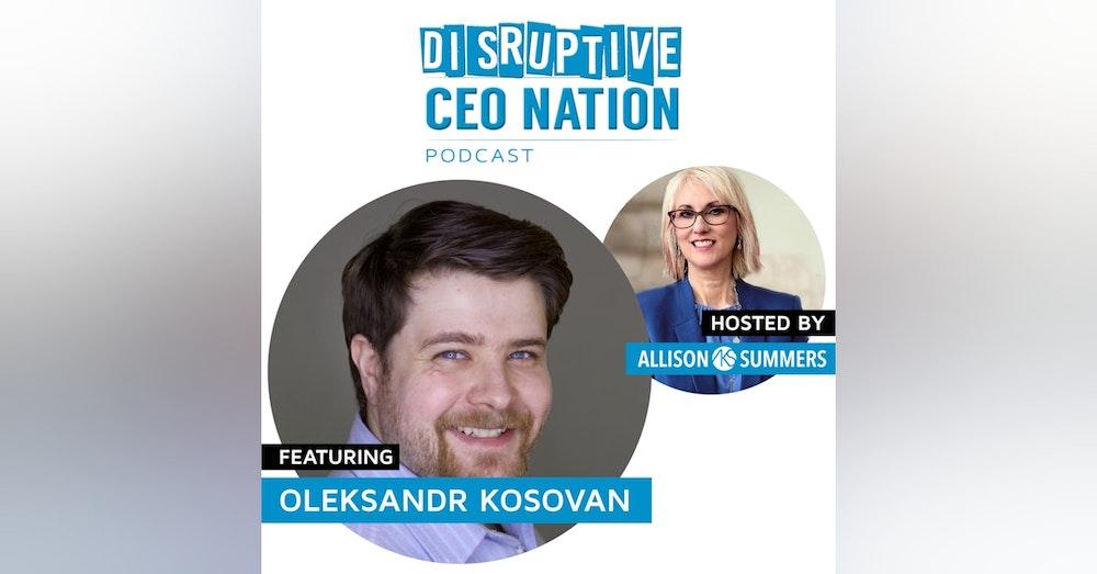 EP 72 Oleksandr Kosovan – Founder & CEO of MacPaw, Founder of SetApp