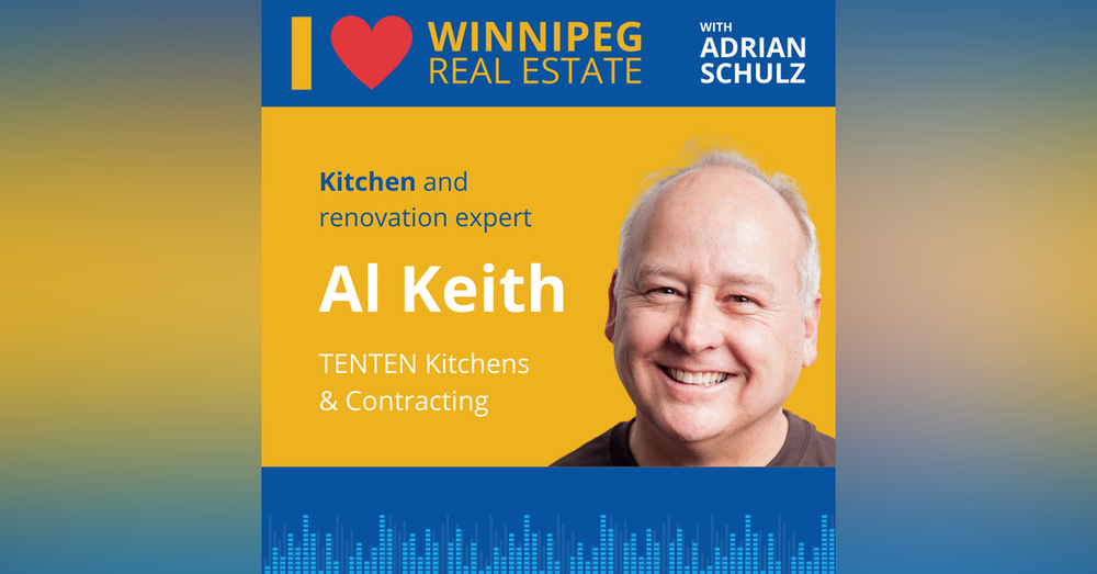 Al Keith on buying and renovating his River Heights home