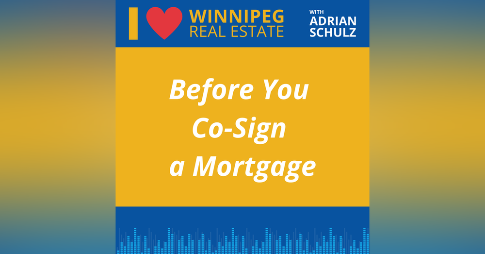 Before You Co-Sign a Mortgage