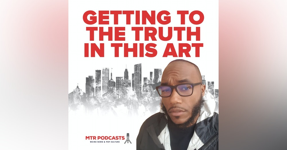 Getting To The Truth in this Art with Aaron Dante of No Pix After Dark