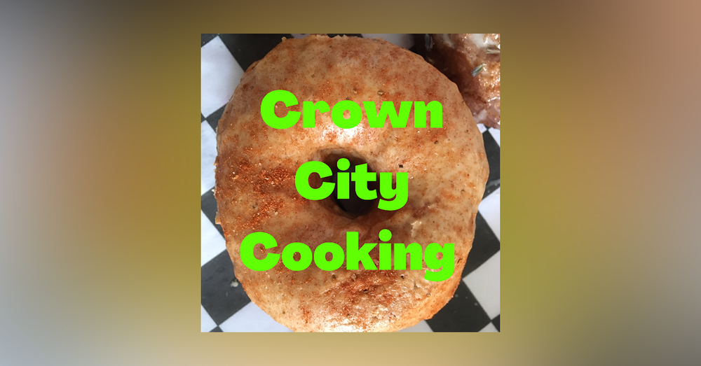 Crown City Cooking Podcast - Diablo Doughnuts Is Back!