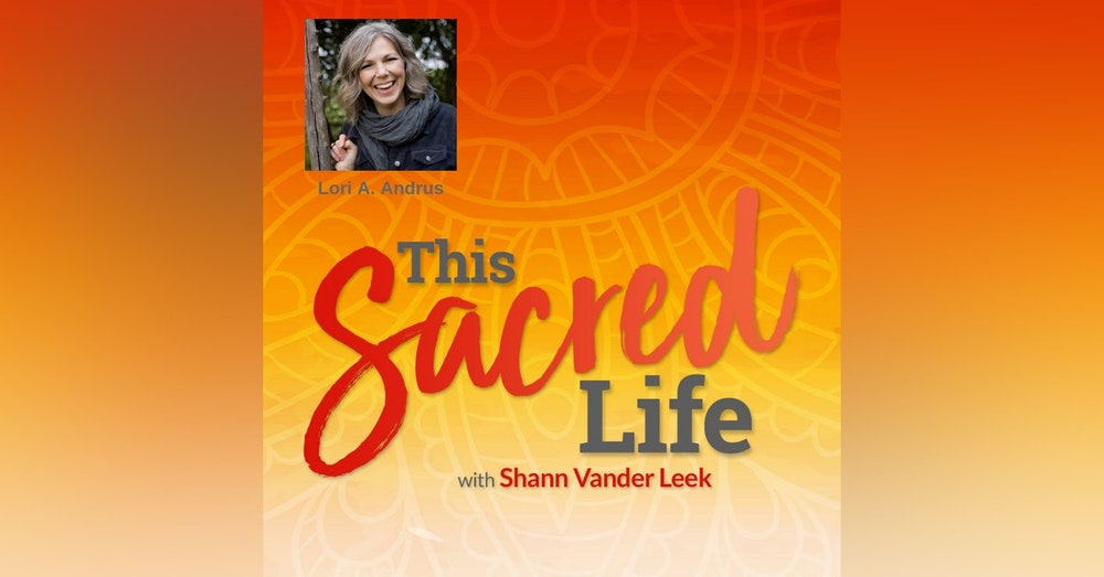 Giving ourselves permission to shine with with Crystal Shaman, Lori A. Andrus