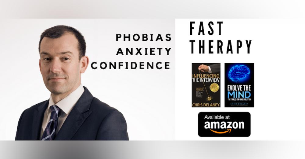Chris Delaney-Author master interview specialist