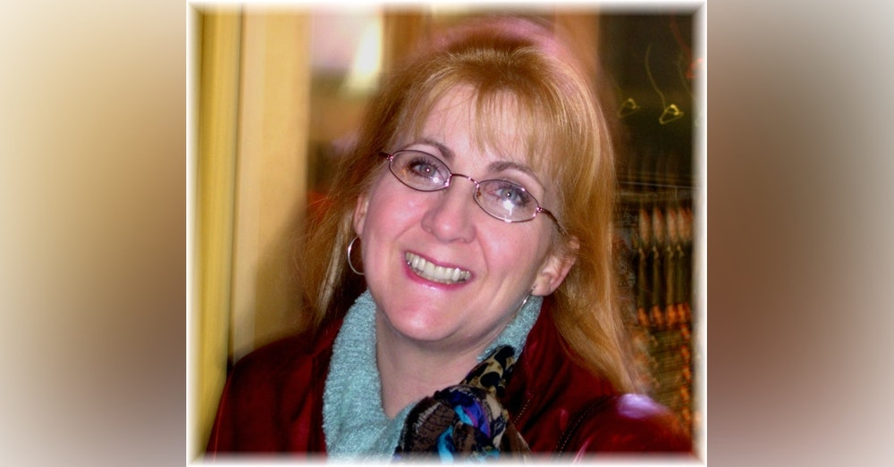 Eileen Daley a very gifted psychic medium who's mission it is to help you reinvent...You!