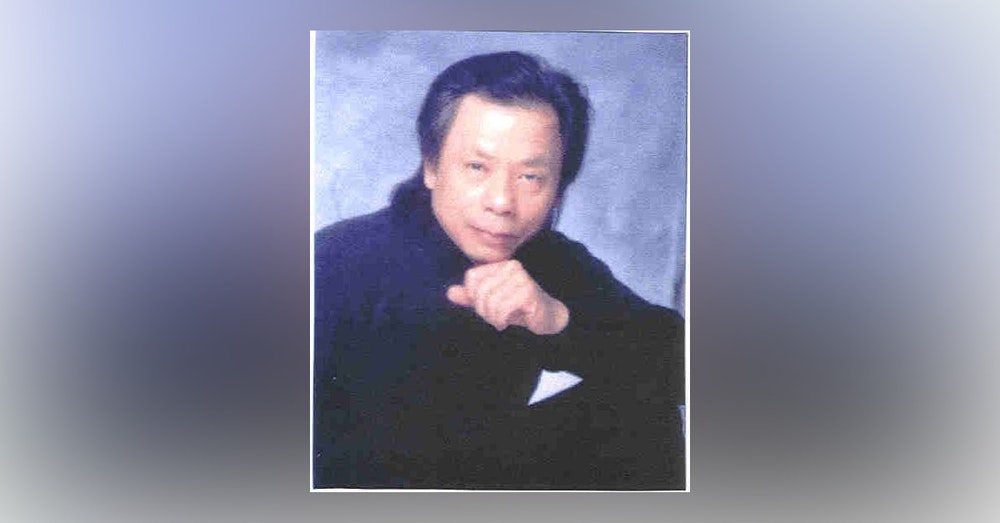 Dr Kam Yuen, energetic healer and adviser to the Kung Fu TV series