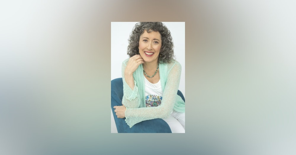 """Joy Resor- Author and Life coach """" Joy on your Shoulders"""""""