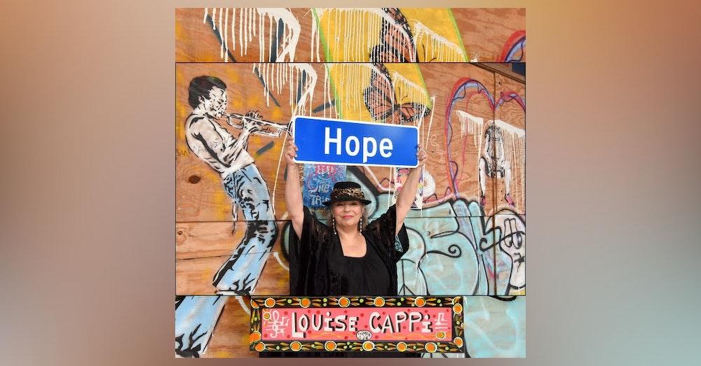 The Jazz Singer- Louise Cappi