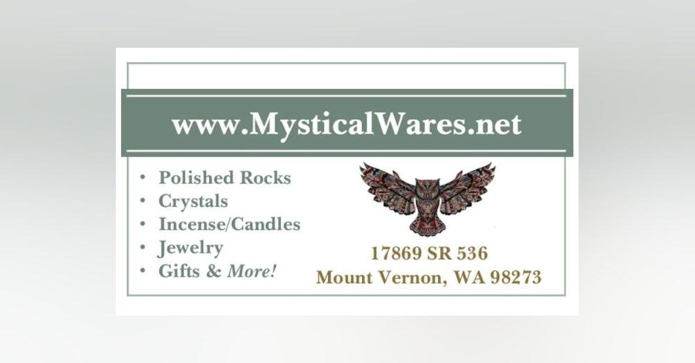 Derek Condit, Owner Mystical Wares in Mt Vernon