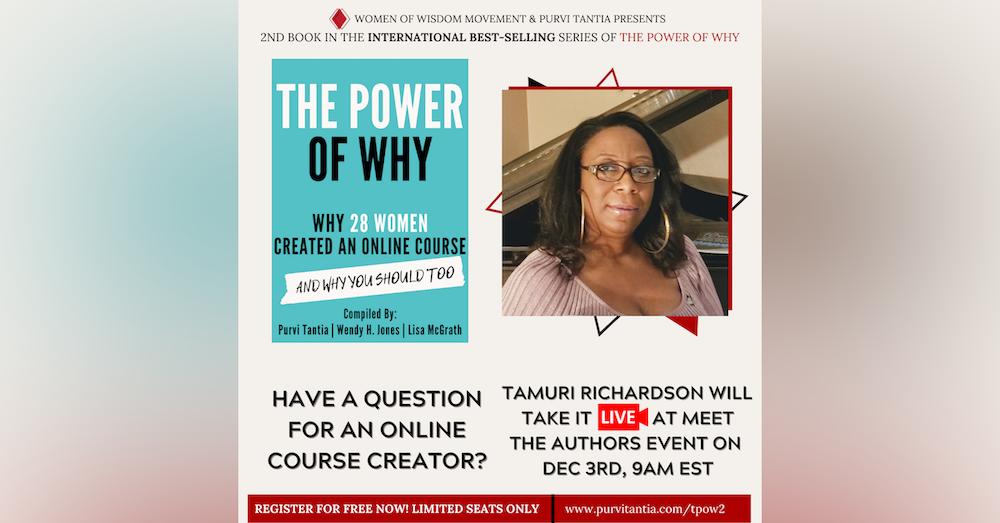 Tamura L. Richardson- Mental Health and Domestic Violence Advocate