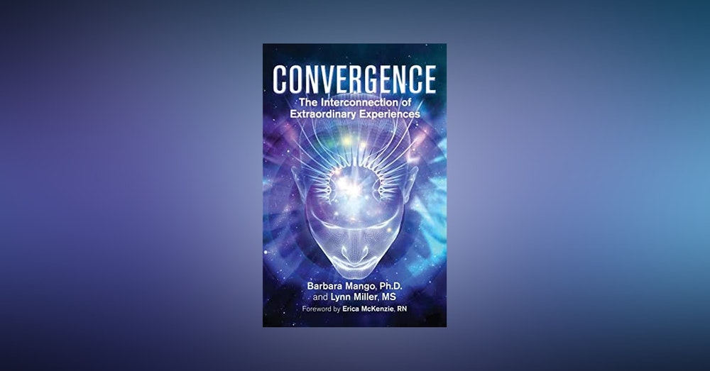 "Barbara Mango and Lynn Miller author of ""Convergence"""