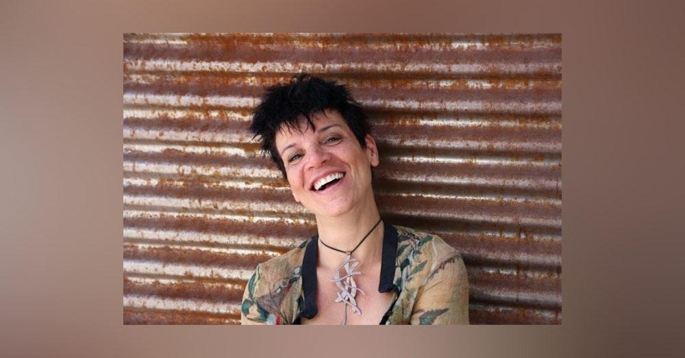 Coryelle Kramer and the Animal Blueprints