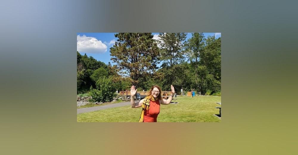 Jennifer Spofford, Yoga Therapist and healer