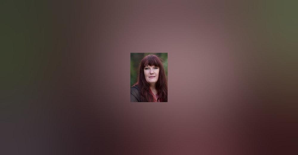 Mari Beckman- Author, Spiritual healer, psychic Medium