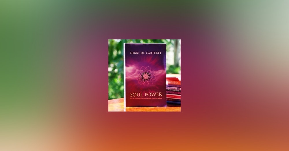 Soul Power By Nikki De Carteret and Nutritionist Jerry Armmor