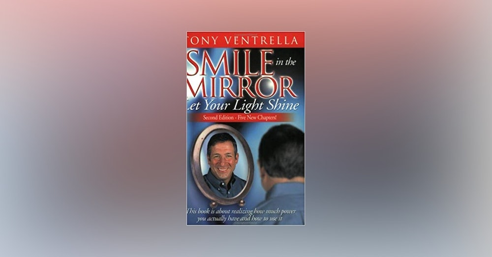 Tony Ventrella TV Host, Motivational Speaker, Author of positive books and a great guy