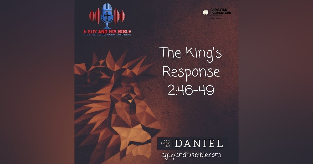 Daniel 2 46-49