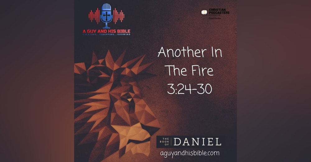 Daniel 3 24-30