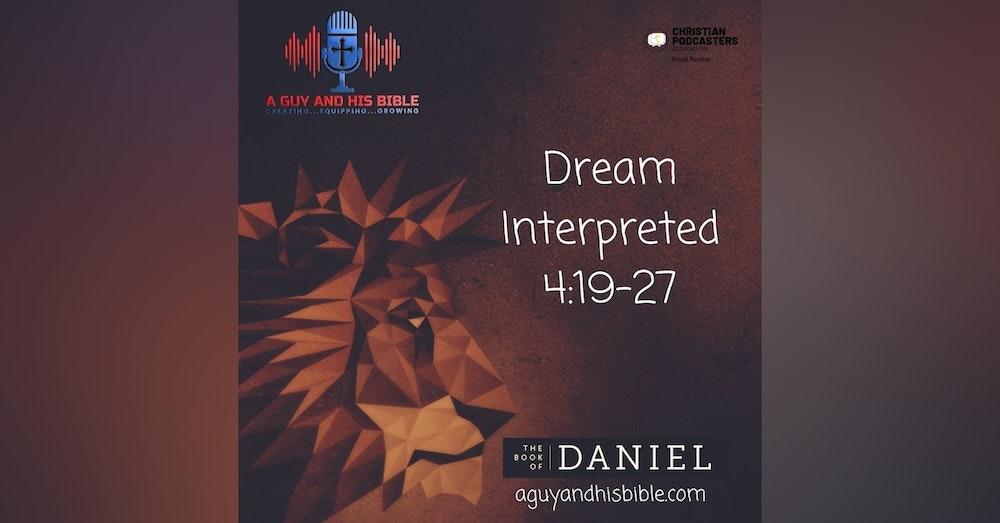 Daniel 4 19-27