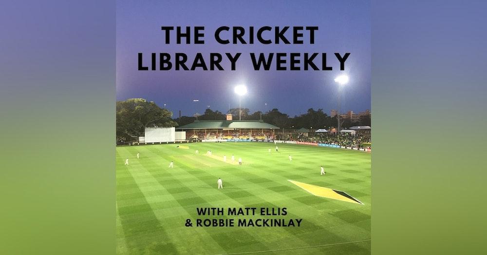 Cricket Library Weekly 21/22 Season Return