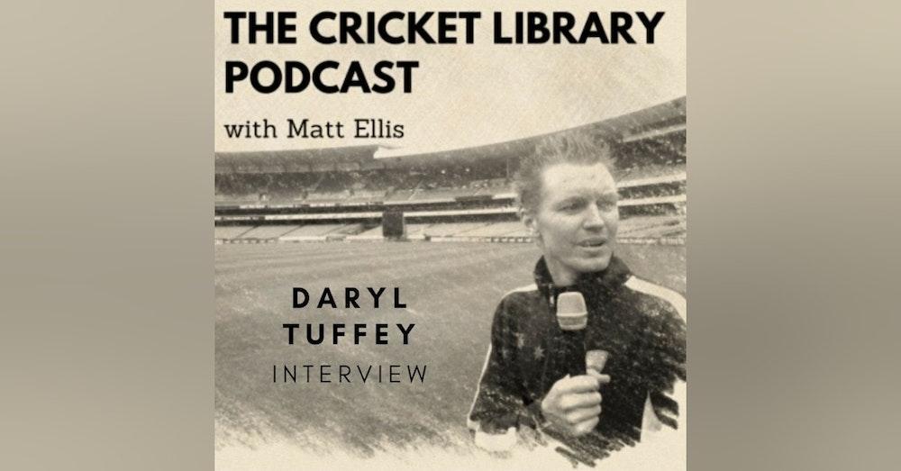Cricket - Daryl Tuffey Interview