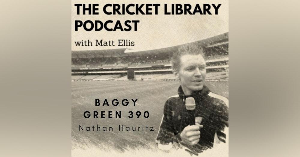 Cricket - Nathan Hauritz Interview