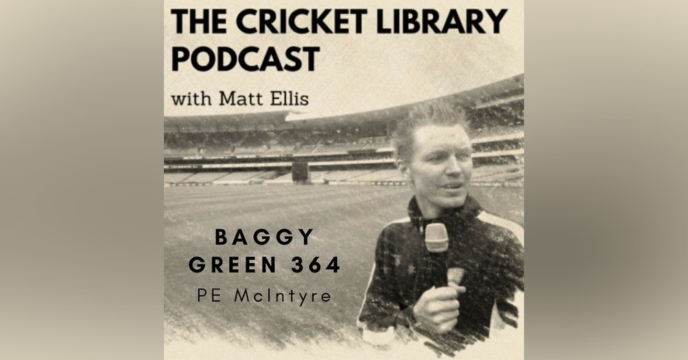 Cricket - Peter McIntyre Interview