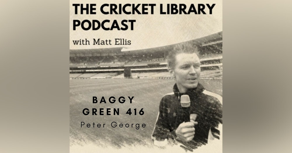 Cricket - Peter George Interview