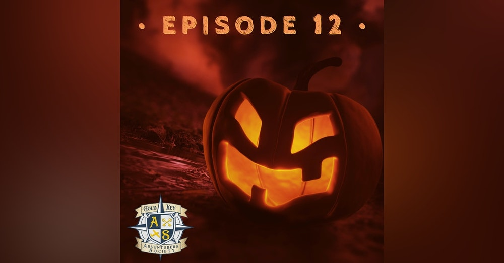 12: Happy Halloween! Let's Visit The Haunted Mansion